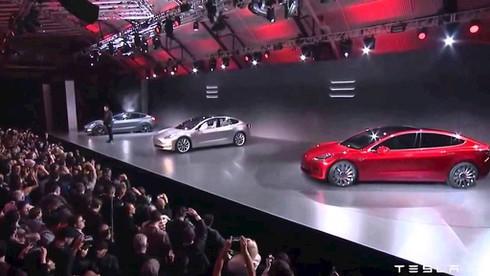 Cuộc đua sản xuất xe điện: Telsa có thể tới đích trước tiên? - ảnh 3