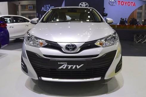 Phiên bản Toyota Yaris Ativ sedan giá 329 triệu đồng tại Thái Lan - ảnh 2
