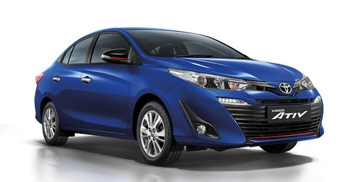 Phiên bản Toyota Yaris Ativ sedan giá 329 triệu đồng tại Thái Lan - ảnh 6