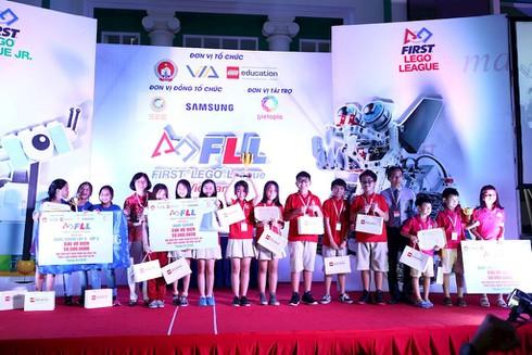 3 đội tuyển học sinh Việt Nam sẽ tham dự Cuộc thi Khoa học sáng tạo tại Mỹ - ảnh 1