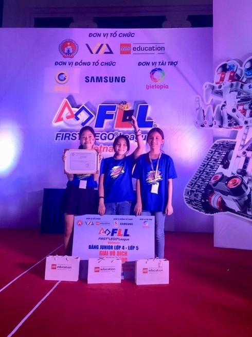 3 đội tuyển học sinh Việt Nam sẽ tham dự Cuộc thi Khoa học sáng tạo tại Mỹ - ảnh 3