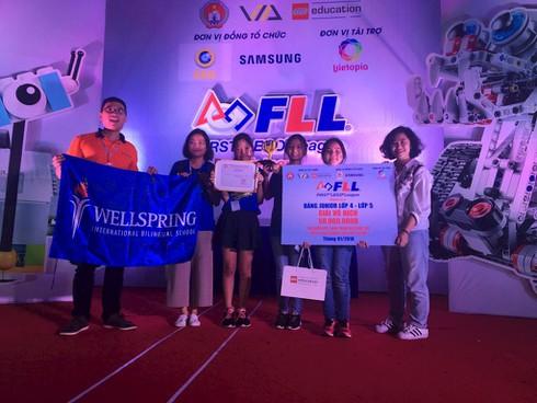 3 đội tuyển học sinh Việt Nam sẽ tham dự Cuộc thi Khoa học sáng tạo tại Mỹ - ảnh 2