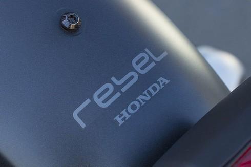 Soi thiết kế chi tiết xe phân khối lớn Honda Rebel 300cc - ảnh 5