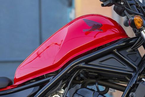 Soi thiết kế chi tiết xe phân khối lớn Honda Rebel 300cc - ảnh 3