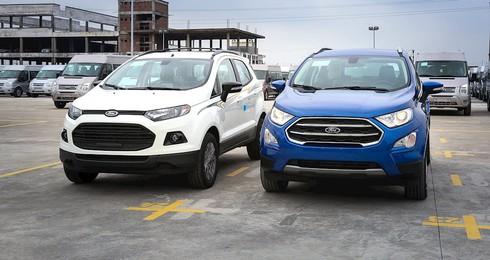 Ford EcoSport 2018 sẽ chốt giá từ 530 triệu đồng? - ảnh 1