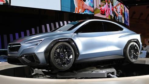 Thêm đối thủ của Honda CR-V lộ ngày ra mắt - Ảnh 1.