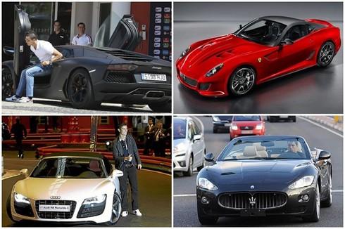 Sao World Cup 2018: Cristiano Ronaldo sở hữu bộ sưu tập siêu xe khủng cỡ nào? - ảnh 1