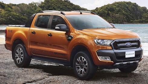 Xe bán tải Ford Ranger 2018 sẽ bán tại Việt Nam vào tháng 7? - ảnh 1