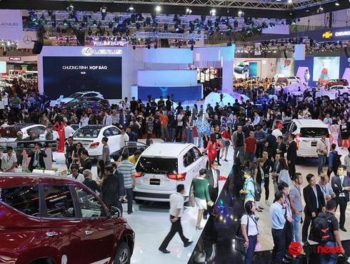 Xe nhập khẩu Indonesia đã trở lại Việt Nam - ảnh 1