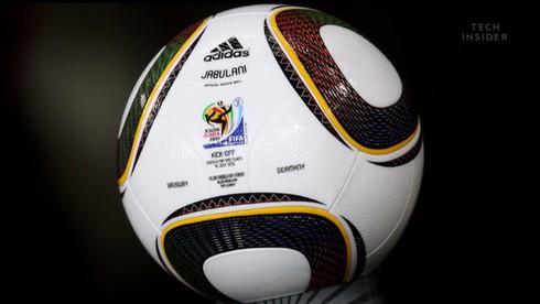 Tại sao quả bóng tại các kỳ World Cup luôn khác nhau? - ảnh 3