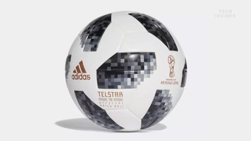 Tại sao quả bóng tại các kỳ World Cup luôn khác nhau? - ảnh 5