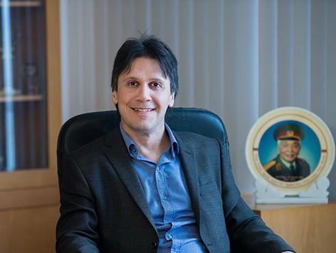Chủ tịch Ericsson Việt Nam: