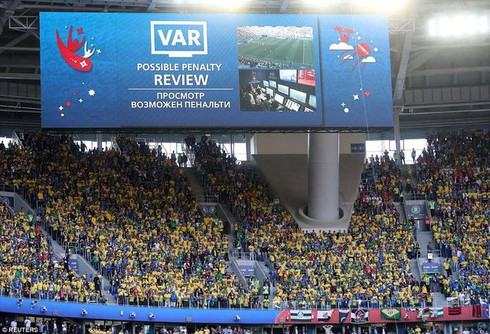 Lần đầu tiên World Cup 2018 chịu tác động lớn của cách mạng công nghệ - ảnh 2