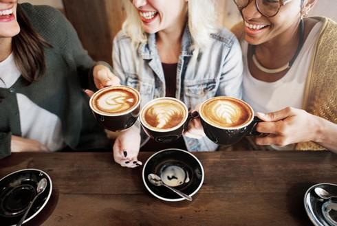 Ngửi mùi cà phê cũng đủ giúp bộ não