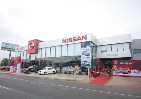 Vĩnh Phúc có thêm đại lý Nissan chính hãng đầu tiên - ảnh 1