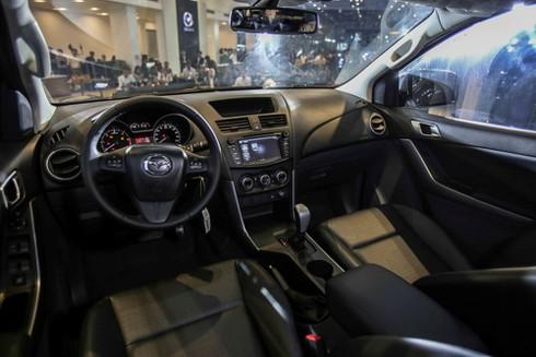 Đánh giá xe Mazda BT-50 giá 655 triệu đồng vừa ra mắt thị trường VIệt - ảnh 3
