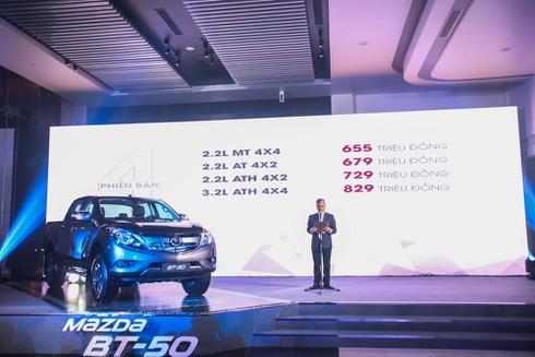 Đánh giá xe Mazda BT-50 giá 655 triệu đồng vừa ra mắt thị trường VIệt - ảnh 4
