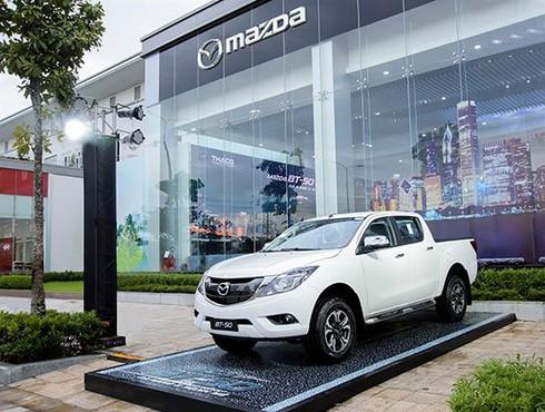 Đánh giá xe Mazda BT-50 giá 655 triệu đồng vừa ra mắt thị trường VIệt - ảnh 1