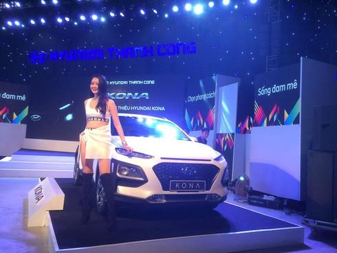 Hyundai Kona chính thức chốt giá tại thị trường Việt Nam, cao nhất 725 triệu đồng - ảnh 1