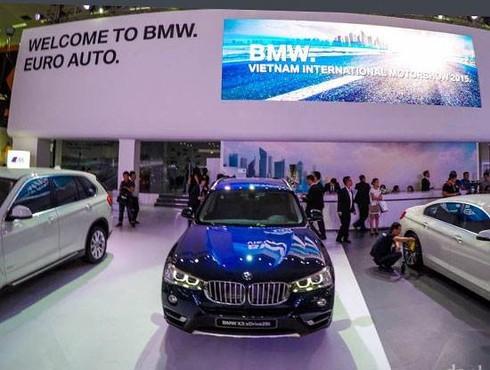 Vụ Euro Auto buôn lậu xe BMW: Thêm 133 xe BMW bị làm giả giấy tờ - ảnh 1