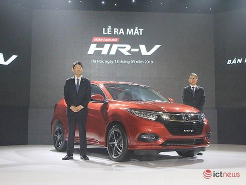 Đắt hơn gần 200 triệu đồng, Honda HR-V có cơ hội nào đấu Hyundai Kona và Ford EcoSport? - ảnh 1