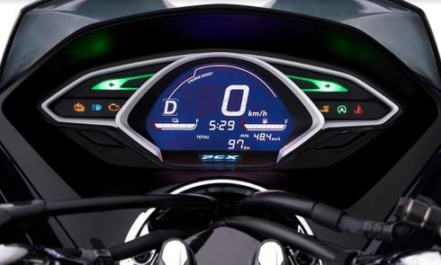 Honda PCX Hybrid chính thức đến tay khách hàng, giá bán 90 triệu đồng - ảnh 2