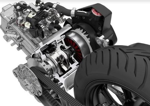Honda PCX Hybrid chính thức đến tay khách hàng, giá bán 90 triệu đồng - ảnh 4