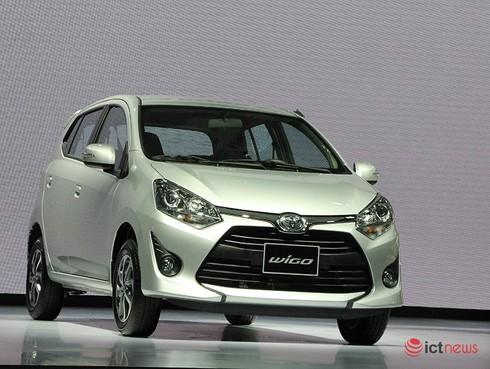 Toyota công bố giá bán gây sốc của Toyota Wigo, Rush và Avanza - ảnh 1