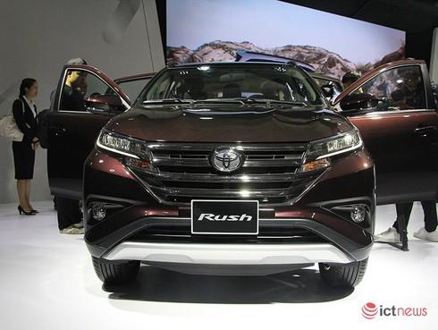 Toyota công bố giá bán gây sốc của Toyota Wigo, Rush và Avanza - ảnh 2
