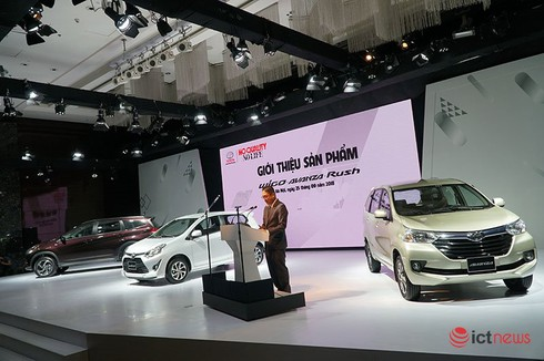 Thị trường ô tô Việt Nam tăng mạnh nhờ loạt xe mới đổ bộ - ảnh 1