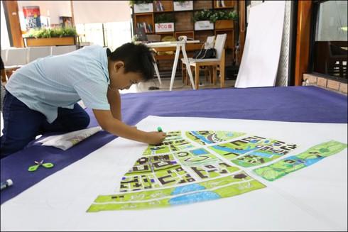 Trao thưởng cho nhiều dự án thành phố thông minh của trẻ em - ảnh 2