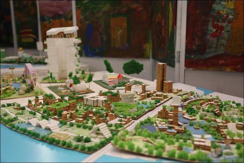 Trao thưởng cho nhiều dự án thành phố thông minh của trẻ em - ảnh 3