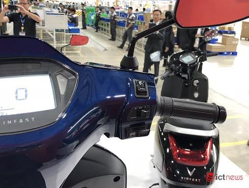 Đánh giá xe máy điện VinFast Klara - ảnh 8