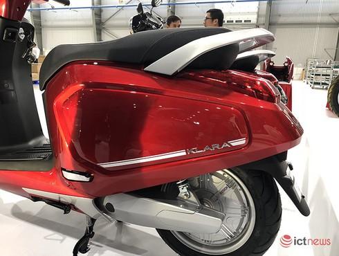 Đánh giá xe máy điện VinFast Klara - ảnh 5