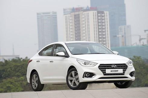 Hyundai Grand i10 và Accent bán chạy, doanh số Hyundai Thành Công tăng ấn tượng - ảnh 1
