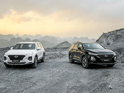 Có Hyundai Grand i10, Accent và Santa Fe, Hyundai Thành Công thắng lớn đầu năm 2019 - ảnh 1