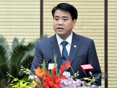Thành lập Ban chỉ đạo Chính quyền điện tử thành phố Hà Nội | Ông Nguyễn Đức Chung làm Trưởng ban Chỉ đạo xây dựng Chính quyền điện tử Hà Nội