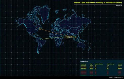 Cấp tài khoản truy cập Hệ thống Giám sát an toàn mạng quốc gia cho các lãnh đạo Sở TT&TT   Các Sở TT&TT có thêm công cụ hỗ trợ nâng cao vai trò, vị trí tại địa phương   Hơn 50 lãnh đạo Sở TT&TT được cấp tài khoản Hệ thống Giám sát an toàn mạng quốc gia