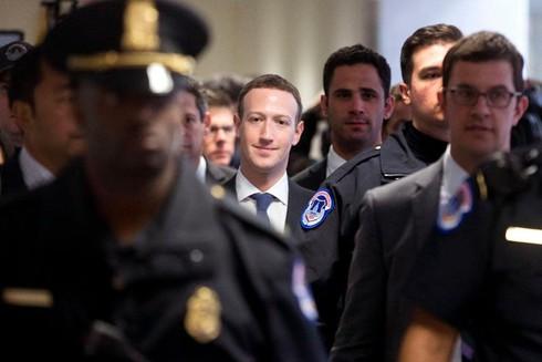 Ly kỳ chuyện bảo vệ CEO Facebook Mark Zuckerberg đẳng cấp nguyên thủ - ảnh 1