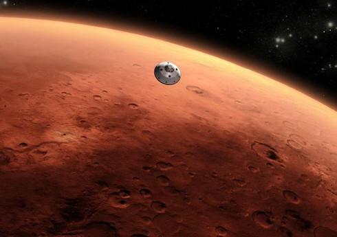 Khoa học chứng minh: Sao Hỏa cũng biết