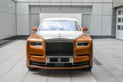 Rolls-Royce Phantom ban dac biet voi vach ngan rieng tu tuyet doi hinh anh 1