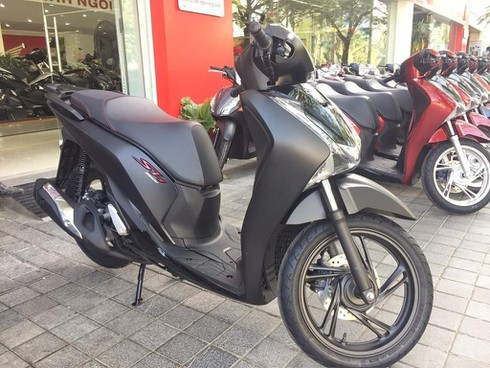 Honda SH ngang giá xe hơi, khách Việt không ngại chi tiền - ảnh 1