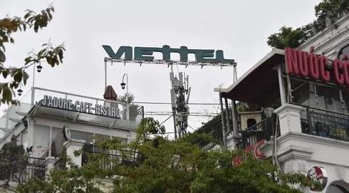 Viettel triển khai lắp đặt trạm 5G đầu tiên tại Việt Nam - ảnh 1