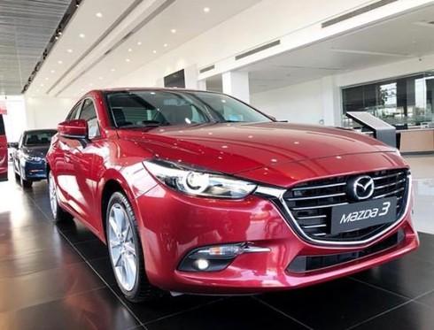 Mazda3 tăng giá 10 triệu đồng, thêm ghế lái chỉnh điện ở tất cả các phiên bản - ảnh 1