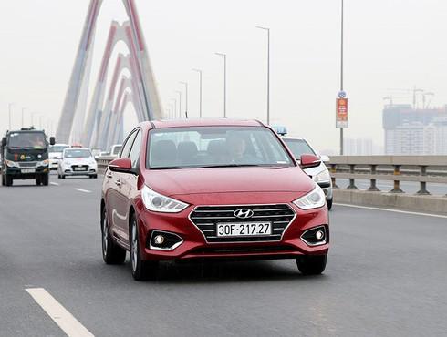 Giá Hyundai Accent mới nhất: Tăng giá 2 triệu đồng - ảnh 1