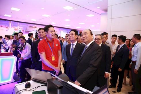 """Thủ tướng: Doanh nghiệp công nghệ là hạt nhân để Việt Nam thực hiện khát vọng """"hóa rồng"""" - ảnh 3"""