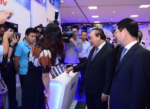 """Thủ tướng: Doanh nghiệp công nghệ là hạt nhân để Việt Nam thực hiện khát vọng """"hóa rồng"""" - ảnh 2"""