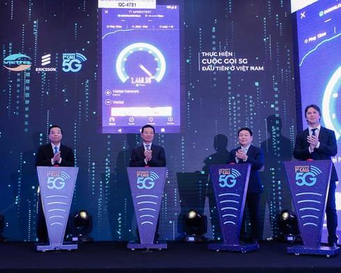 """Chủ tịch Viettel: """"Việt Nam đã ghi tên vào những quốc gia thử nghiệm 5G sớm nhất thế giới"""" - ảnh 2"""