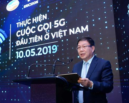 """Chủ tịch Viettel: """"Việt Nam đã ghi tên vào những quốc gia thử nghiệm 5G sớm nhất thế giới"""" - ảnh 1"""