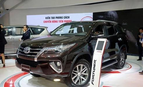 Toyota Fortuner máy dầu sẽ được lắp ráp tại Việt Nam? - ảnh 1
